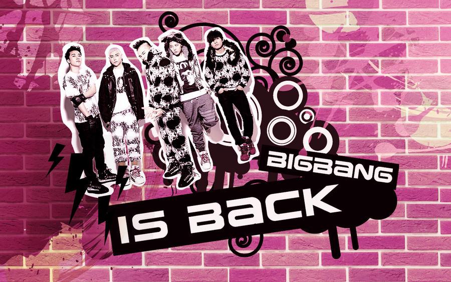 BIGBANG IS BACK 2. by skykeys