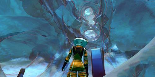 PCG Caverns Teaser II by Spectraljump