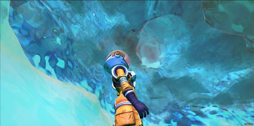 PCG Caves Beta ice 3