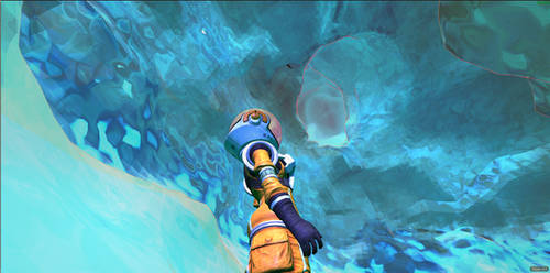 PCG Caves Beta ice 3 by Spectraljump