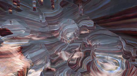 PCG Caves Beta - canyon 2