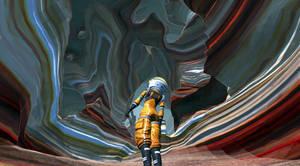 PCG Caves Beta - canyon 5