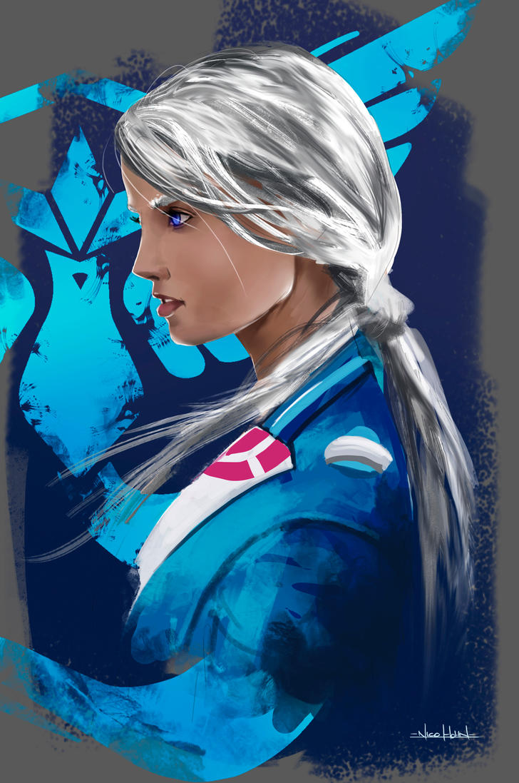 Blanche by Nicohh