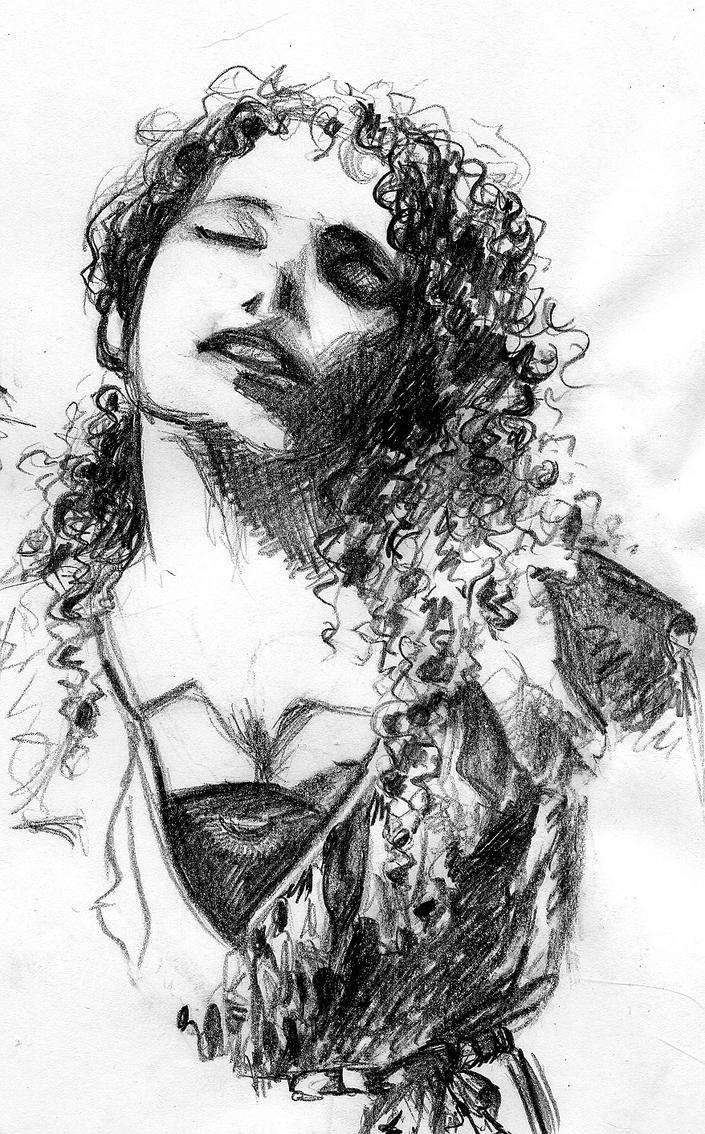 Christine Daae by ~FinAngel on