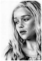 Khaleesi by FinAngel