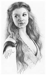 Margaery Tyrell by FinAngel