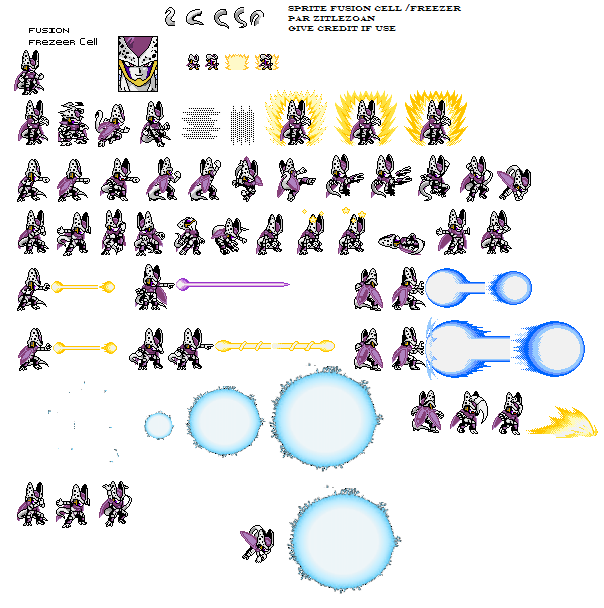 Fusion Cell Freezer By Zitlezoan On Deviantart
