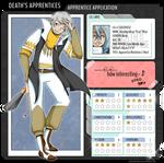 Death's Apprentices | Fran
