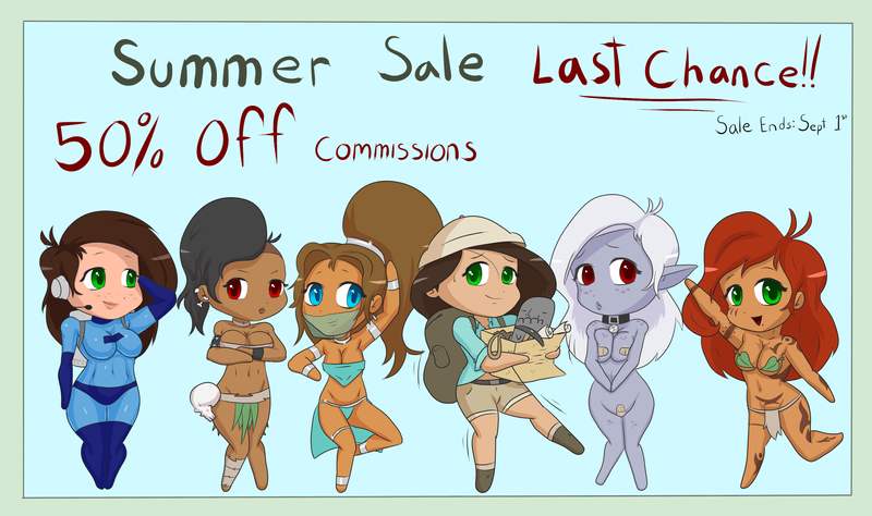 Summer sale 02 by Yuuufa