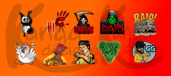 Emotes Batch 2