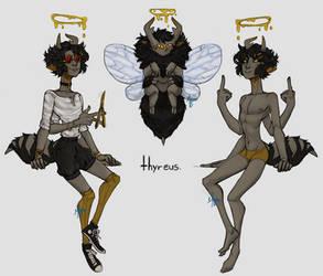 Warpa - Thyreus by Morthern