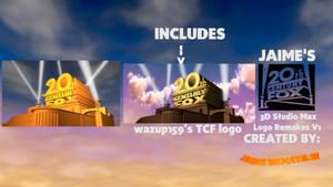 Jaime's TCF 3Ds Max Logo Remakes V1