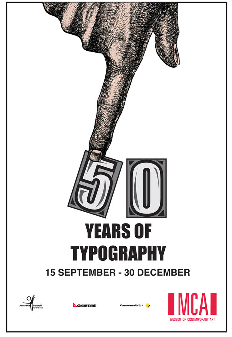 50 Years of Typography