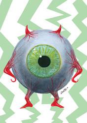 Eye Fiend by YouFoolWarrenIsDEAD