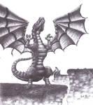 Dragon--Work in Progress 4