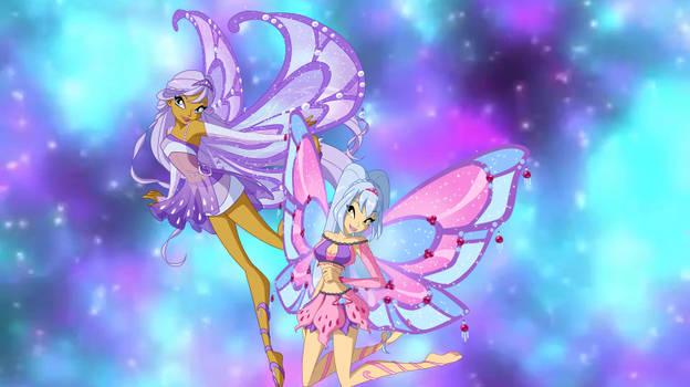 2 Enchantix fairies