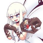 Bravely Default - Shrinking 01