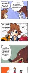 Mickey's Clothes by GuardianYashu