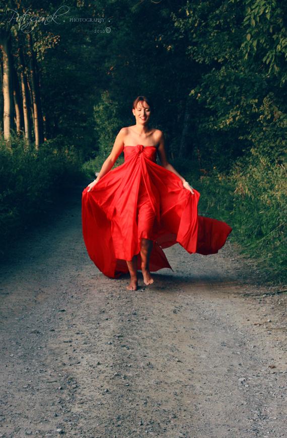 Run to you by Pati-szonek
