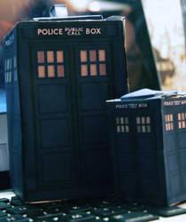 Mini TARDISes