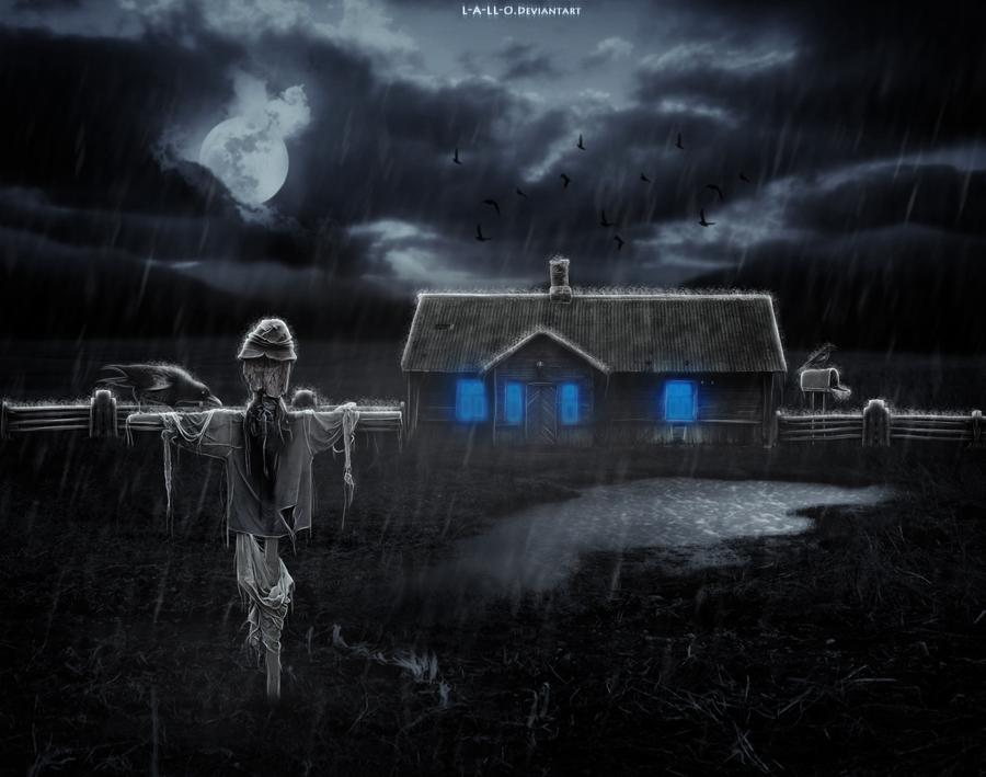 Dark Scenery by l-a-ll-o