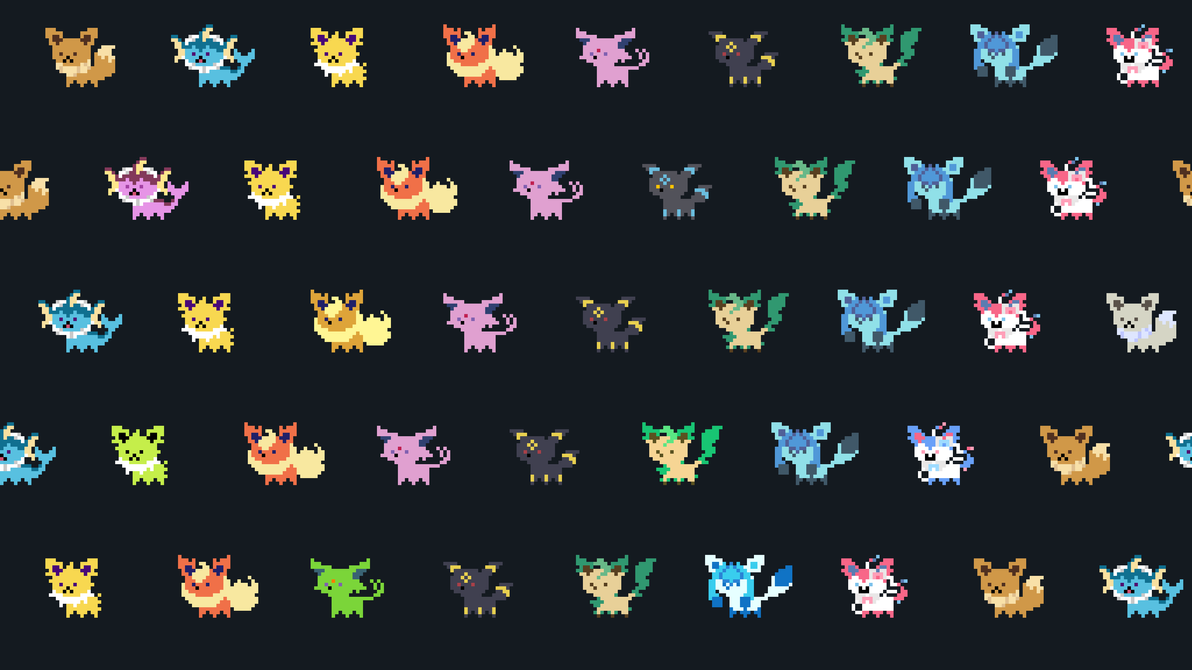 list of synonyms and antonyms of the word eeveelutions wallpaper