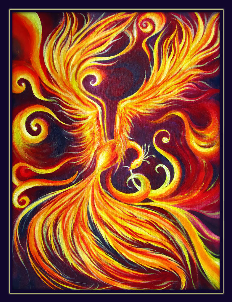 Phoenix by Stolvezen