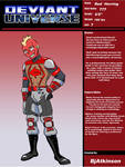 Deviant Universe: Red Herring by BjAtkinson