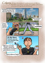Dragon Tales: The Orphan pt1 pg1