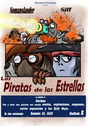 Los Piratas de las Estrellas