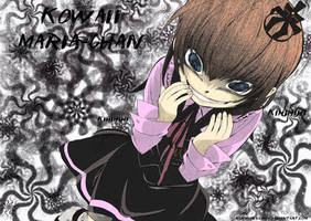 kowaii Maria-chan_Manga by RenaNina-Chan