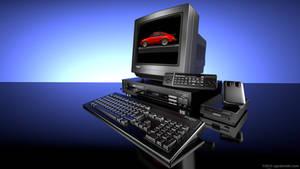 The complete CDTV ad remake (original circa 1990)