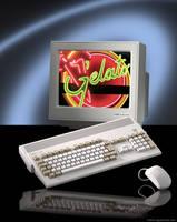 Amiga 1200 ad remake by Amiga Technologies (1996) by zgodzinski