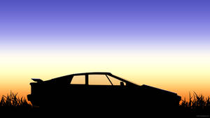 Lotus Esprit Turbo Challenge 2 Hi-Score screen