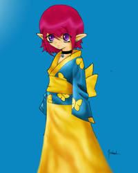 Li all dressed up by Chibi-Rini
