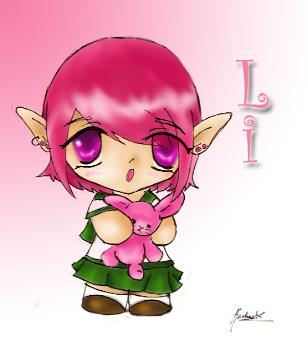 Little Li by Chibi-Rini