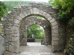 Ruins of Monastery-Stock-by-GothLyllyOn-Stock