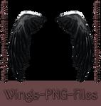 Winged Dark-by-GothLyllyOn-Stock