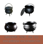 Cauldrons-Stock-by-GothLyllyOn-Stock