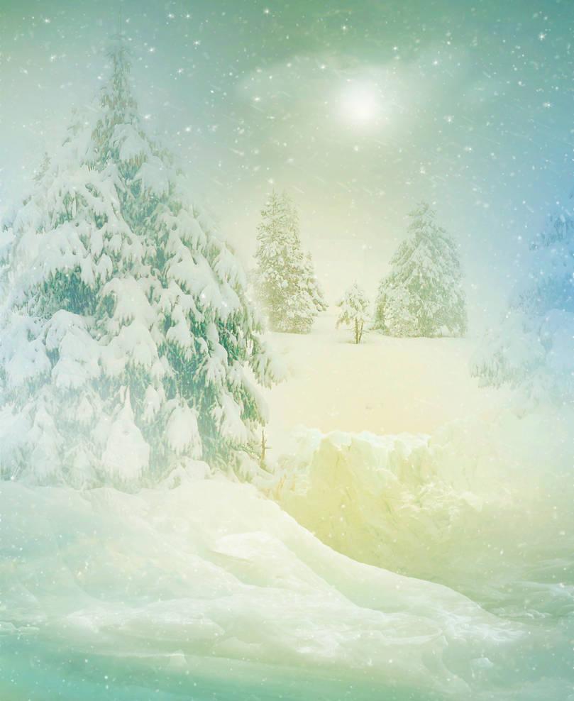 Premade-BG-Soft White Dream-by-GothLyllyOn-Stock