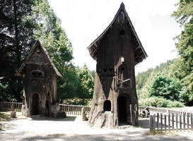 California-Recreational Park-B by GothLyllyOn-Sotck