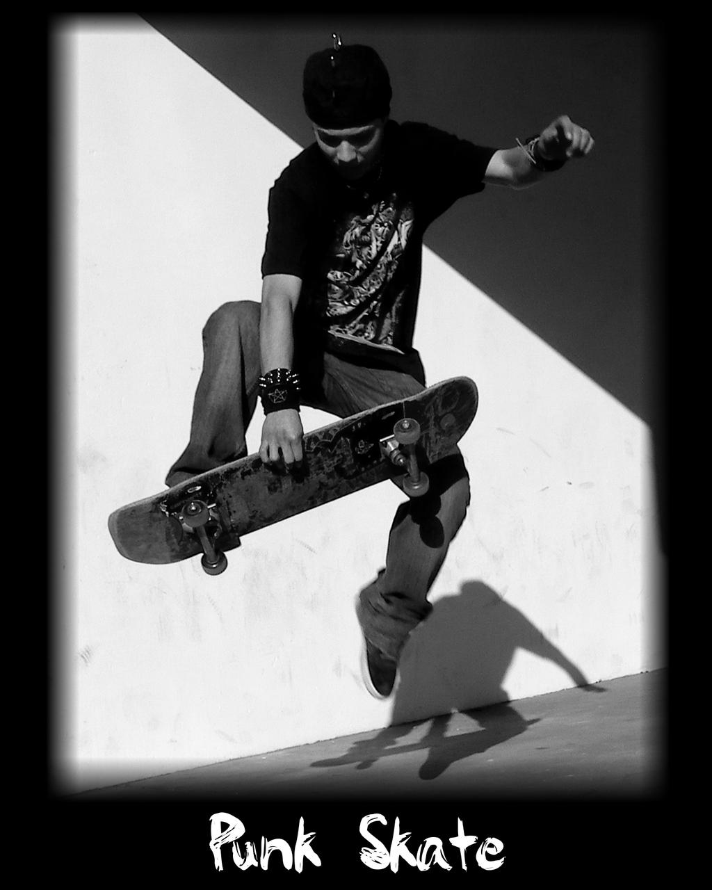Skate Punk by mtcovik