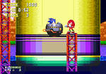Knuckles One Inch Punch