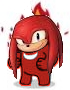 Knuckles Pyongyang Winter Games by Super-Knuckles