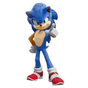 Sonic The Movie true color 3