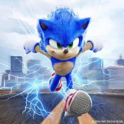 Sonic The Movie true color 4