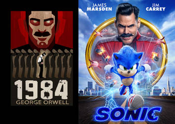 1984 and Sonic The Hedgehog film