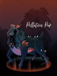 [CLOSED] OTA Advent Cervabloom: Pollution Pup