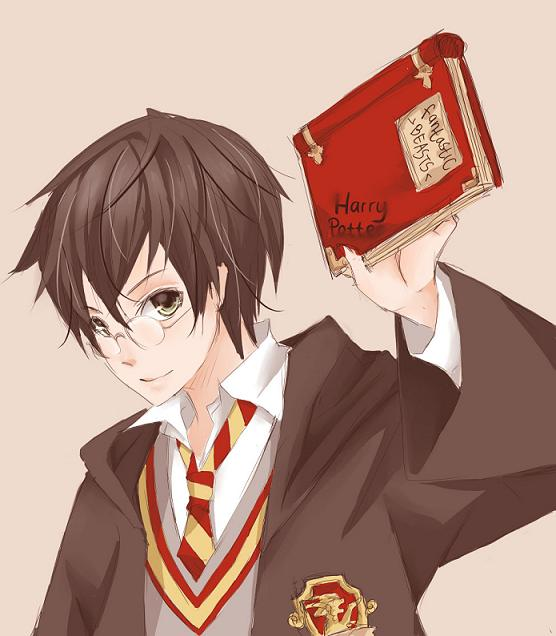harry potter by MachoMachi