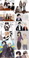 Sherlock Artdump 003 by MachoMachi